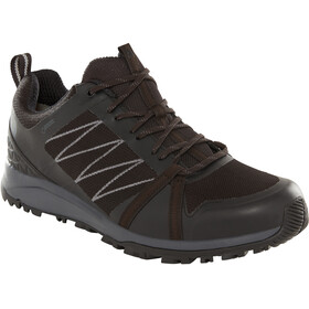 The North Face Litewave Fastpack II GTX Buty Mężczyźni, tnf black/ebony grey